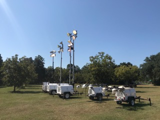 Light Towers for rent