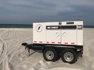 Generators for your event or special occasion for rent.